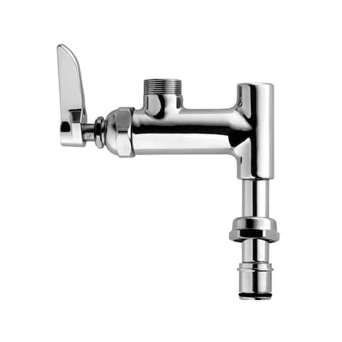 T and S Brass B-0155-LNEZ EasyInstall Add-On Faucet with Lever Handle -