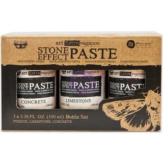 Finnabair Art Extravagance Stone Effect Paste Set-Pumice, Limestone, Concrete; 3.38Oz Each|https://ak1.ostkcdn.com/images/products/is/images/direct/3ebfa1cb1caf678569202605f13c1ffc91bedd4f/Finnabair-Art-Extravagance-Stone-Effect-Paste-Set-Pumice%2C-Limestone%2C-Concrete%3B-3.38Oz-Each.jpg?impolicy=medium