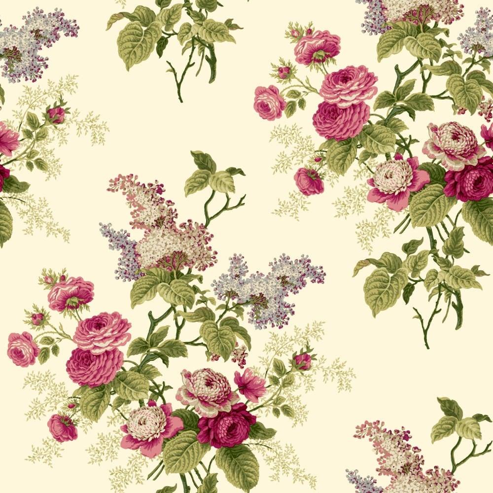 Shop York Wallcoverings Er8181 Waverly Cottage Emma S Garden