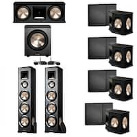 BIC Acoustech 7.1 System with 2 PL-980 Speakers, 1 PL-200 Wireless Subwoofer
