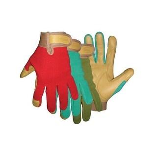 Boss 793M Leather Palm Ladies Gloves, Medium