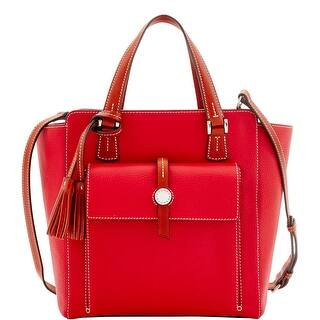 Dooney Bourke Cambridge North South Per Tote Introduced By At 398