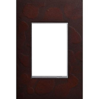 Legrand AWM1G3HFMH1 adorne Hubbardton Forge Metal 1 Gang Wall Plate - 3.5 Inches Wide