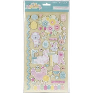 - Easter Blessings Chipboard