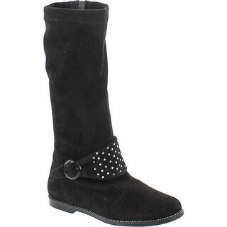 Primigi Girls Friesia Fashion Suede Boots