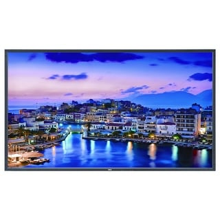 "NEC Display 80"" High-Performance LED Edge-lit Commercial-Grade Display w/Integrated Speakers - 80"" L-REFURBISHED"
