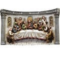 """20"""" The Last Supper Inspirational Religious Christmas Table Top Decoration - Thumbnail 0"""