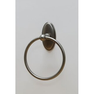 Residential Essentials 2486 6-3/8 Inch Diameter Towel Ring from the Addison Coll