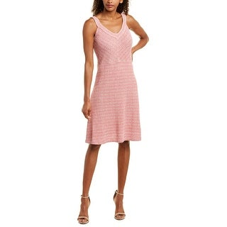 Link to St. John Wool-Blend A-Line Dress Similar Items in Dresses