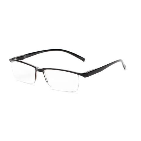 Readers.com The Halpert Rectangle Reading Glasses