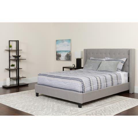Platform Bed/Mattress