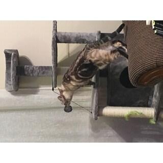 Tiger Tough Platform House Playground Cat Tree