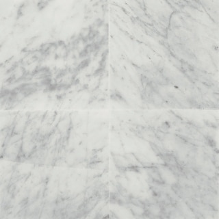 "Daltile M1212U  Marble Collection - 12"" x 12"" Square Wall & Floor Tile - Honed Marble Visual"