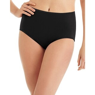 Hanes Women's Body Creations ComfortSoft Stretch Brief 3-Pack - 6
