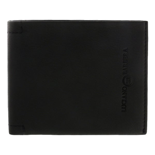 Luciano Barbera CLUB GINO Leather Wallet