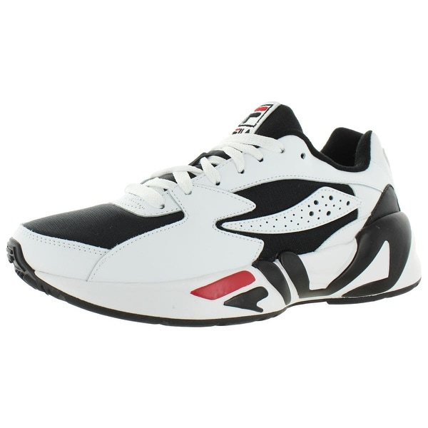 Shop Fila Mens Mindblower Sneakers Trainers Leather Free