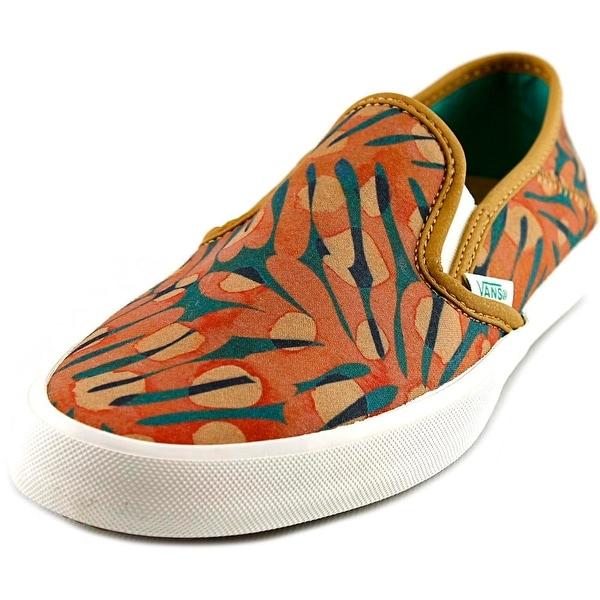 Vans Comina Women Round Toe Canvas Sneakers