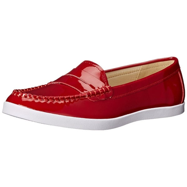 Wanted Shoes Womens Tabor Closed Toe Loafers