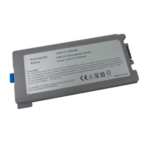 Laptop Battery For Panasonic Toughbook CF-30 CF-31 CF-53 Notebooks 8550mAh