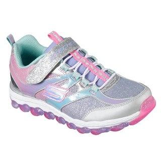 Skechers 80036 SMLT Girl's SKECH-AIR ULTRA - GLAM IT UP Sneaker