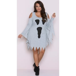 Plus Size Hoty Ghost Costume