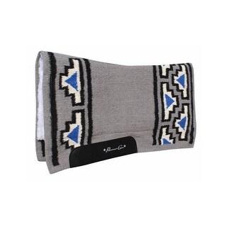 Professionals Choice Saddle Pad Fleece Lining 100% Wool Top
