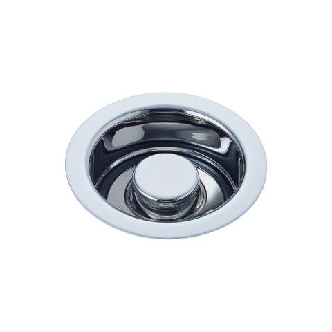 """Delta 72030 Classic 4-1/2"""" Brass Flange and Disposal Stopper"""