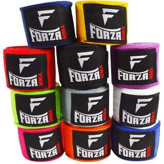"Forza MMA 120"" Mexican Style Boxing Handwraps"