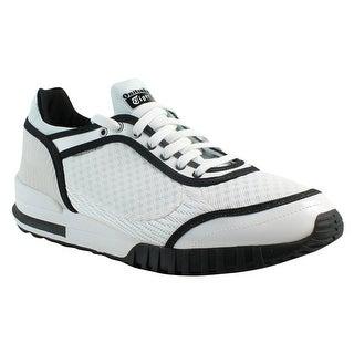 New Onitsuka Tiger Mens D6h0n White/Black Fashion Shoes Size 10.5