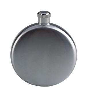 AceCamp Stainless Steel Flask Round Shape 148 ml / 5 fl. oz.