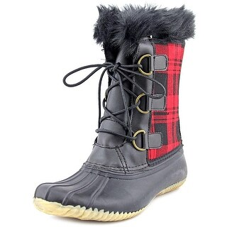 Report Brando Women Round Toe Synthetic Winter Boot