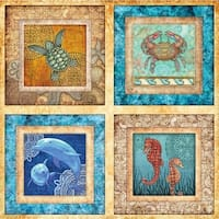 Under the Sea 500 Piece Puzzle, Sea Life by Allied Products