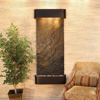 Adagio Inspiration Falls Fountain - Round - Blackened Copper - Choose Options - Multi Multi