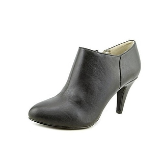 Style & Co Shaie Faux Leather Booties Shoes