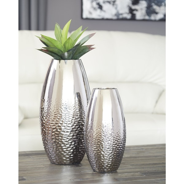 Dinesh Contemporary Vase - Set of 2. Opens flyout.