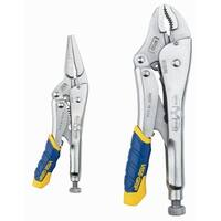 Irwin Industrial Tool 2 Piece Fast Release Locking Plier Set 77T