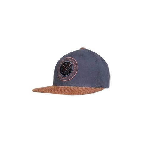 HOOey Hat Mens Baseball Cap Hammer Snapback One Size Gray