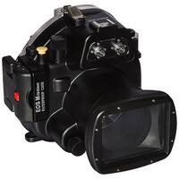 Polaroid Waterproof Housing Case For The Canon EOS M Camera with a 18-55mm Lens