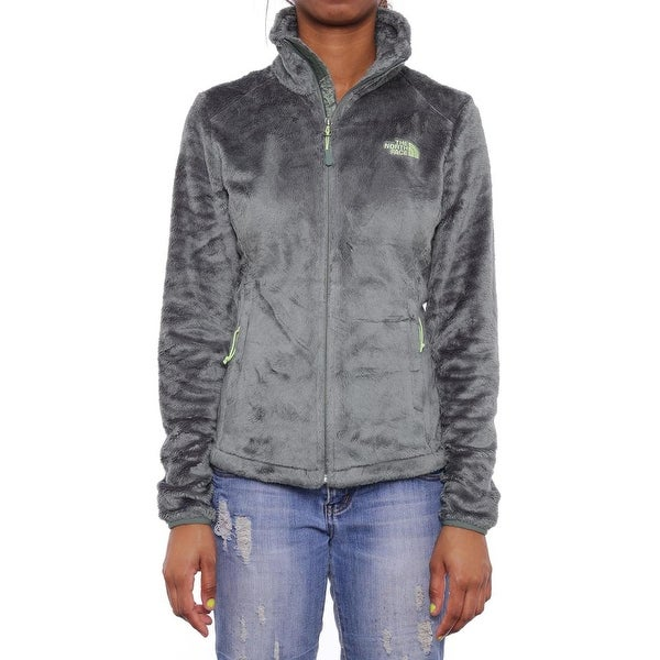 ee4bac210a3d Shop The North Face Women Osito 2 Fleece Jacket Basic Jacket - Free  Shipping Today - Overstock - 15634443