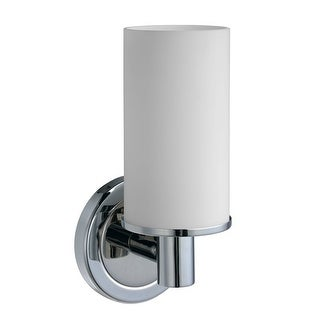 Gatco GC1680 Single Sconce Bath Light from the Latitude Collection - Chrome - n/a