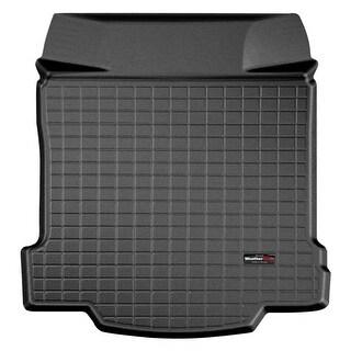 WeatherTech 40571 Series Black Digital Fit Cargo Liner: Cadillac XTS 2013 +