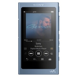 Sony NWA45 Walkman with Hi-Res Audio and Digital Noise-Cancelling