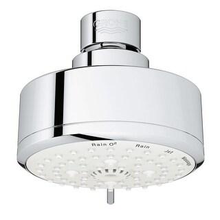Grohe 27 591 1 Tempesta Cosmopolitan 2.5 GPM Multi Function Shower Head