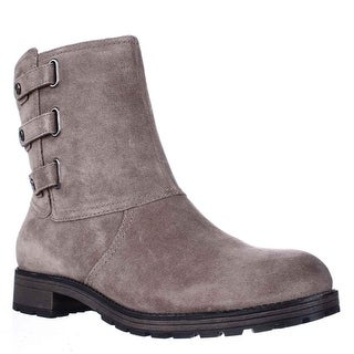 naturalizer Tynner Triple Side Strap Boots - Dover Taupe