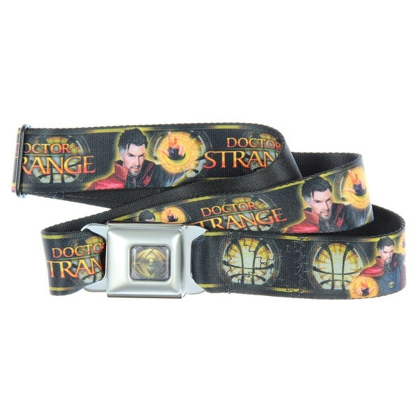 Marvel Comics Doctor Strange Movie Character Seatbelt Belt
