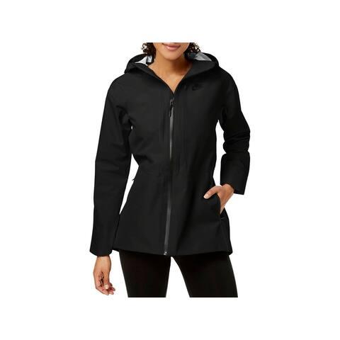 Nike Womens Raincoat Winter Warm
