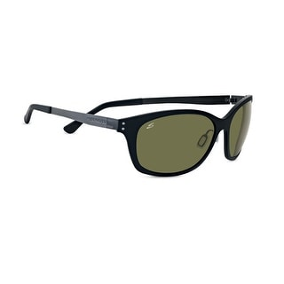 Serengeti Eyewear Sunglasses Sara 7831 Satin Black Frame Polar PhD 555nm Lens