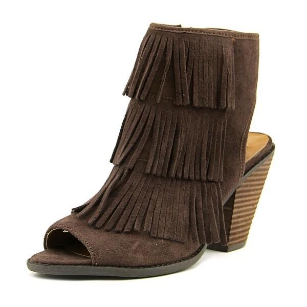 Dolce by Mojo Moxy Taraji Women Espresso Boots