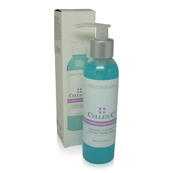 Cellex-C Fresh Complexion Foaming Gel 6 Oz