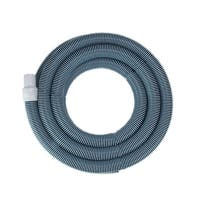"Spiral Wound Vacuum Swimming Pool Hose with Swivel Cuff - 18' x 1.25"" - Blue"